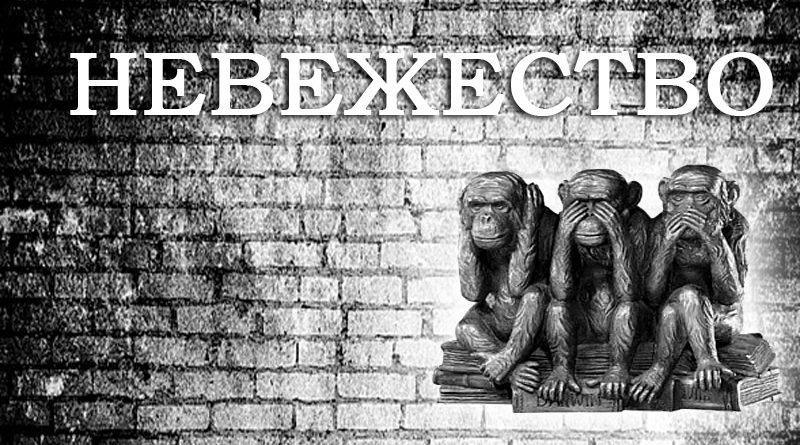 Невежество - Сергей Лемешаев