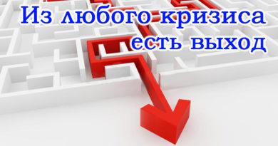 Из любого кризиса есть выход - Сергей Лемешаев