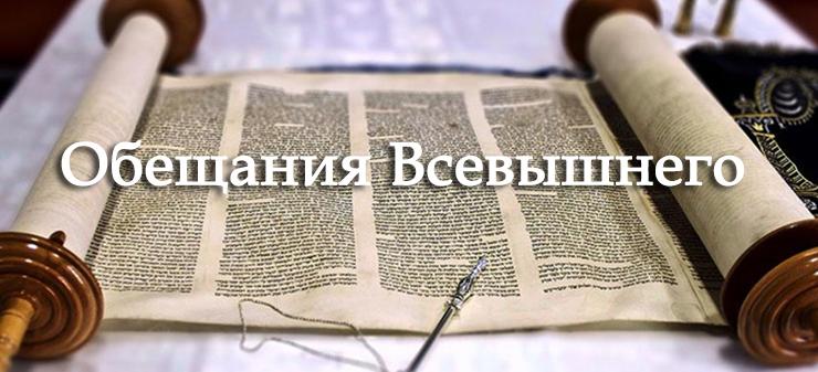 Обещания Всевышнего - Сергей Лемешаев
