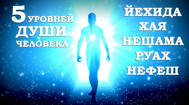 Пять уровней души человека - НаРаНХаЙ - Сергей Лемешаев